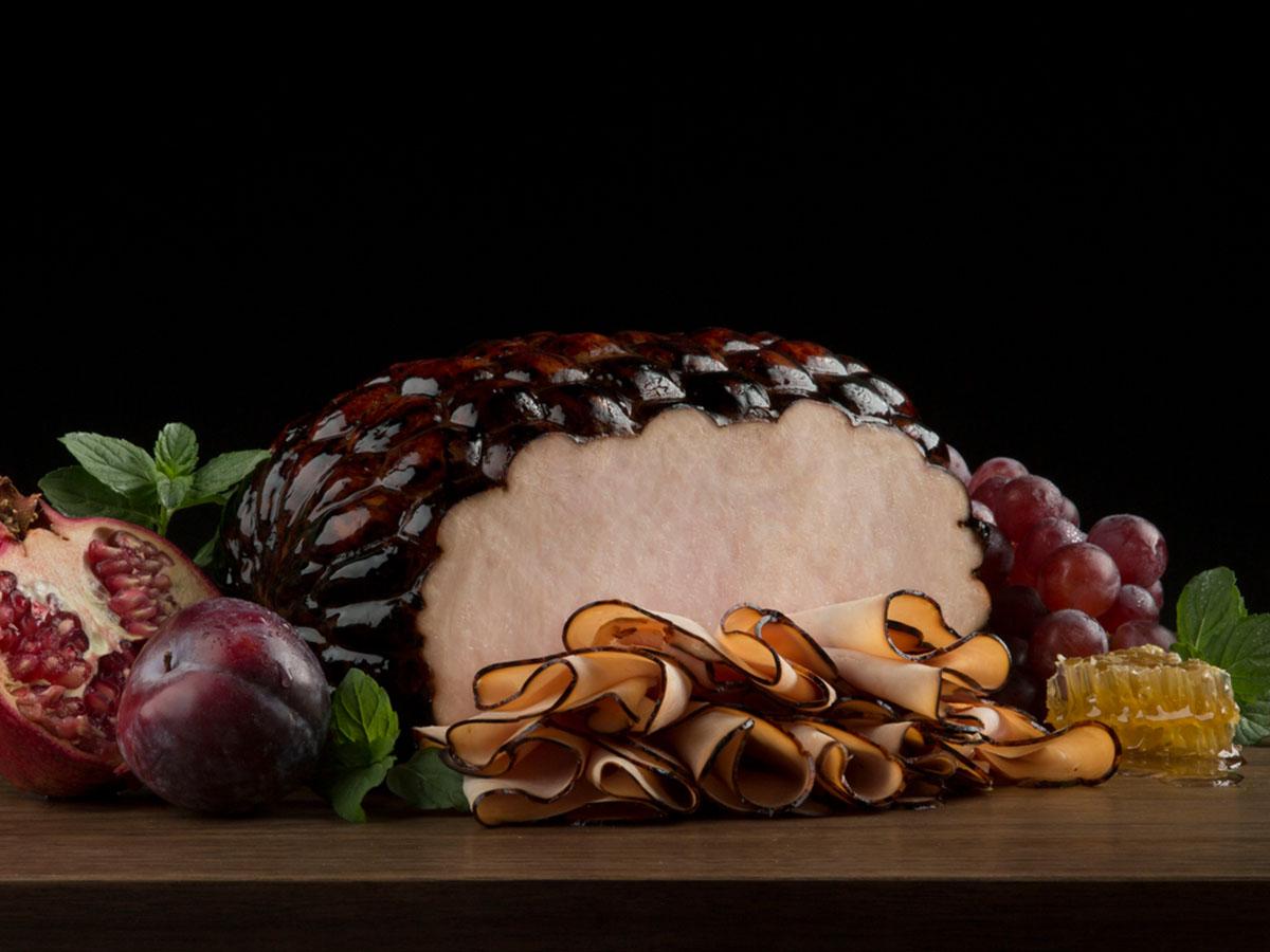 Maple Glazed Honey Coat 174 Turkey Breast Boar S Head