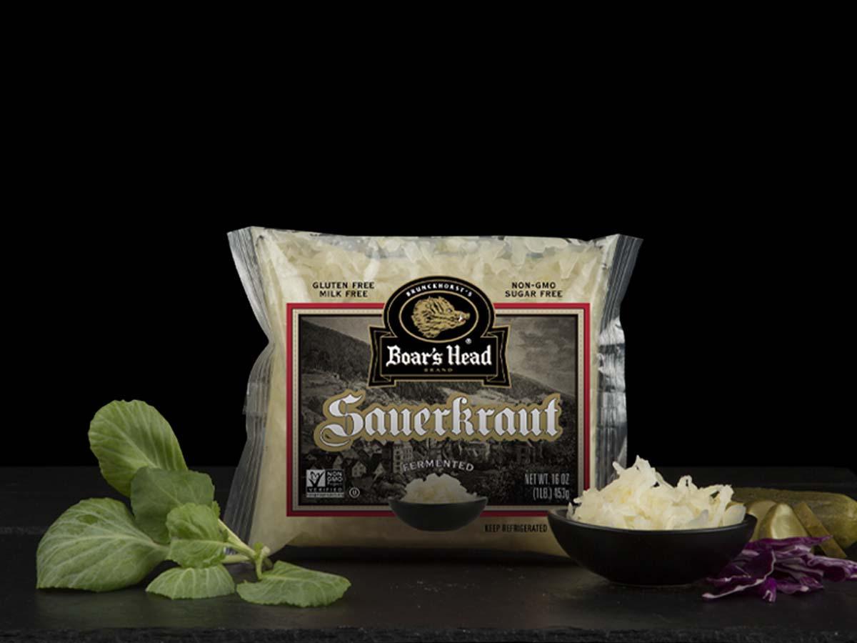 Sauerkraut   Boar's Head