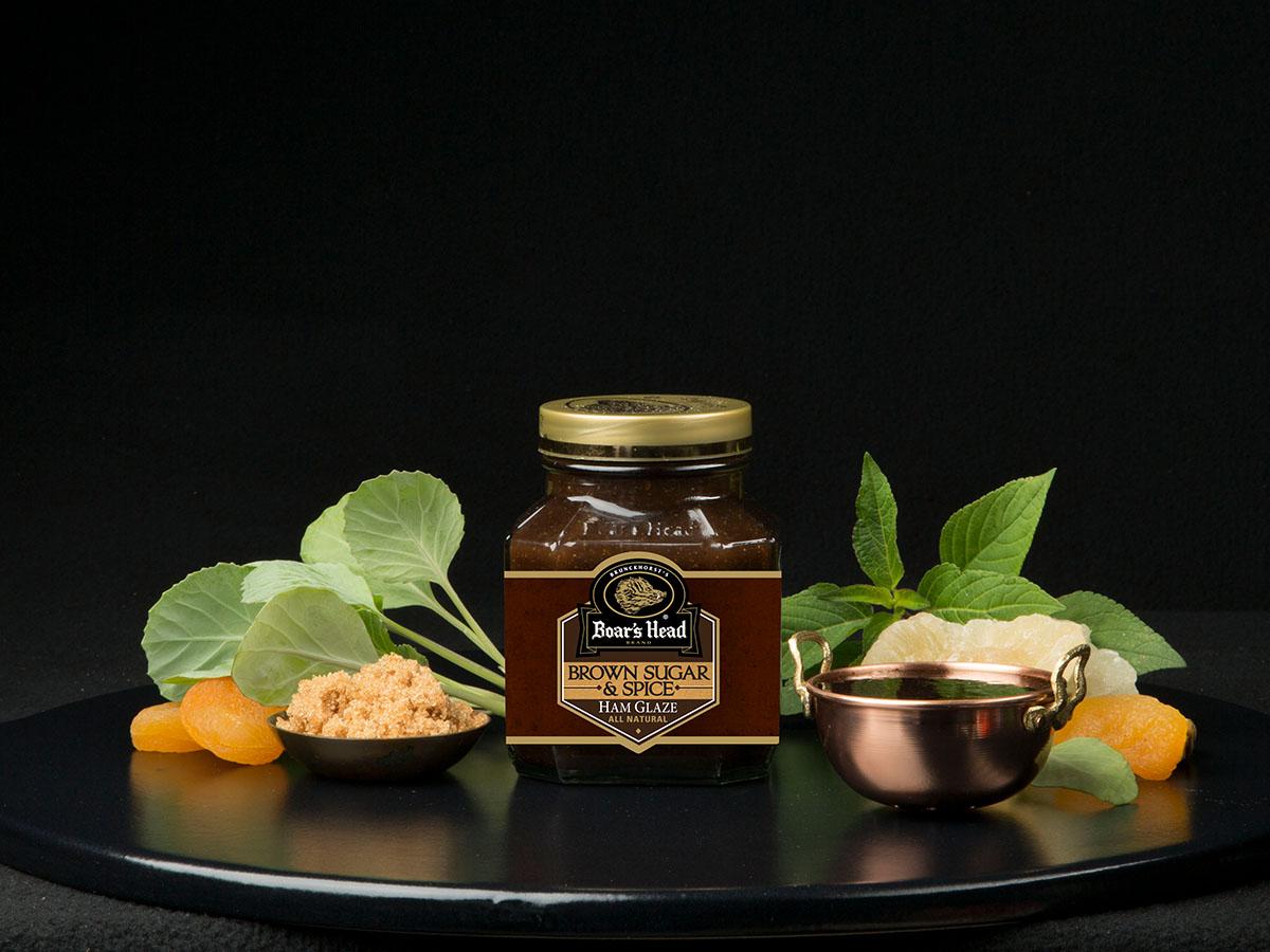 Brown Sugar & Spice Ham Glaze Cooking Sauce   Boar's Head