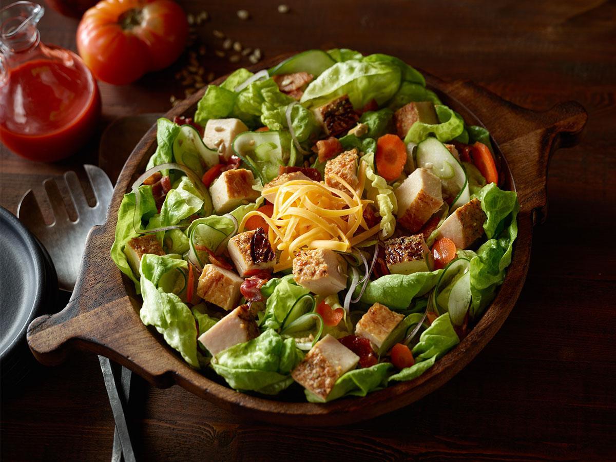 Everroast 174 Chicken Chef S Salad Recipe Boar S Head