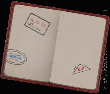 Close passport